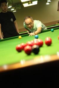 國慶桌球盃2014 2